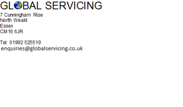 www.globalservicing.co.uk Logo